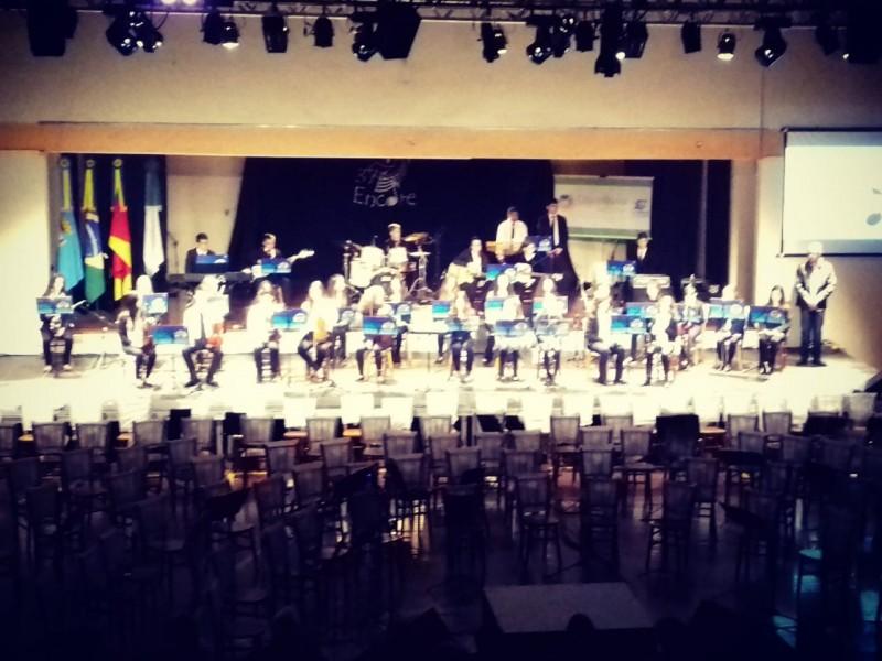 Eventos de Natal da Orquestra Jovem do CEJ