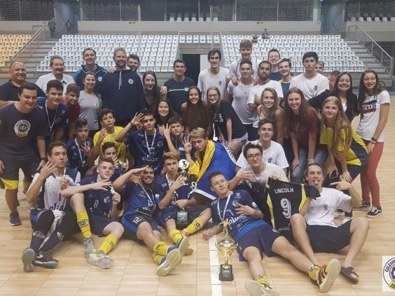 Jogos Escolares - fase municipal  2019 -  (15 a 17 anos).