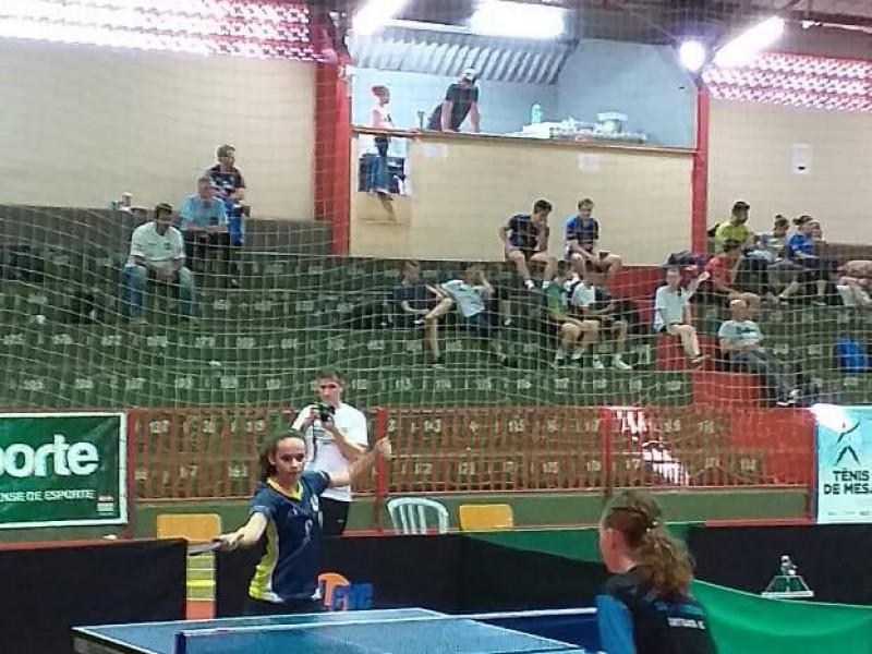 Colégio Jaraguá no JESC – Tênis de mesa
