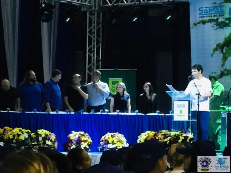 PROEVA (Programa de Educação e Valorização da Água) 2019