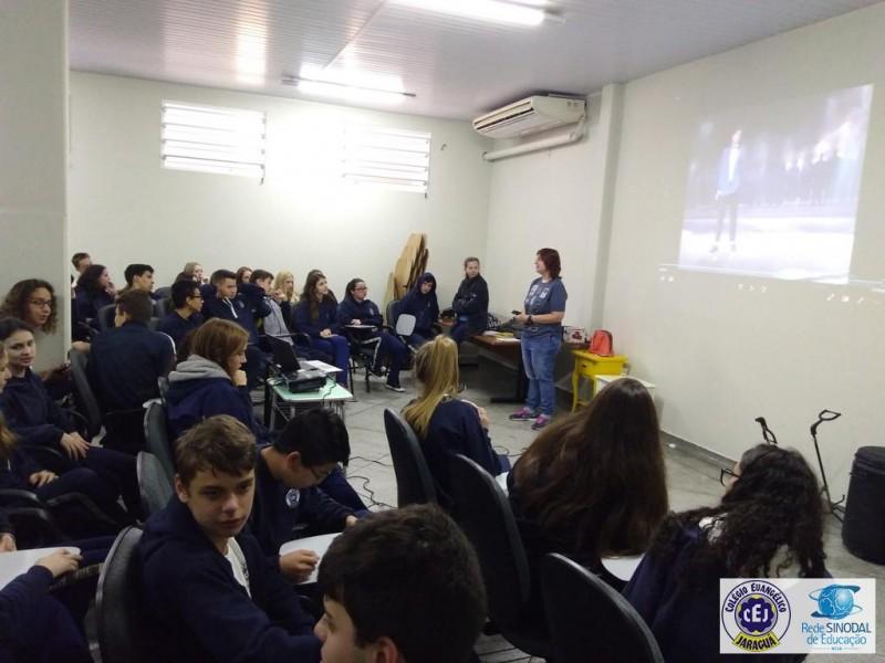 Palestras sobre Bullying