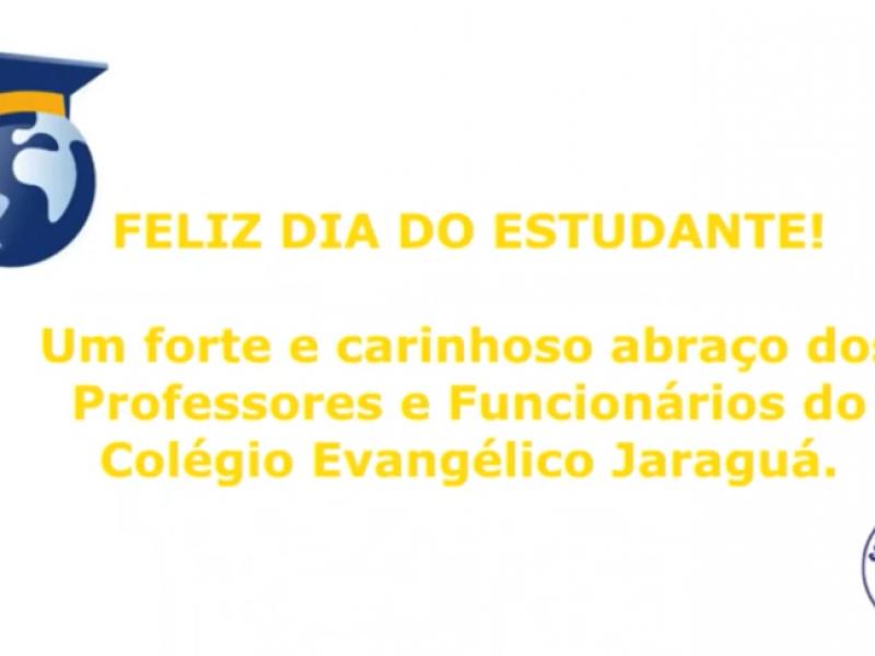 CEJ - Dia do estudante - 2020