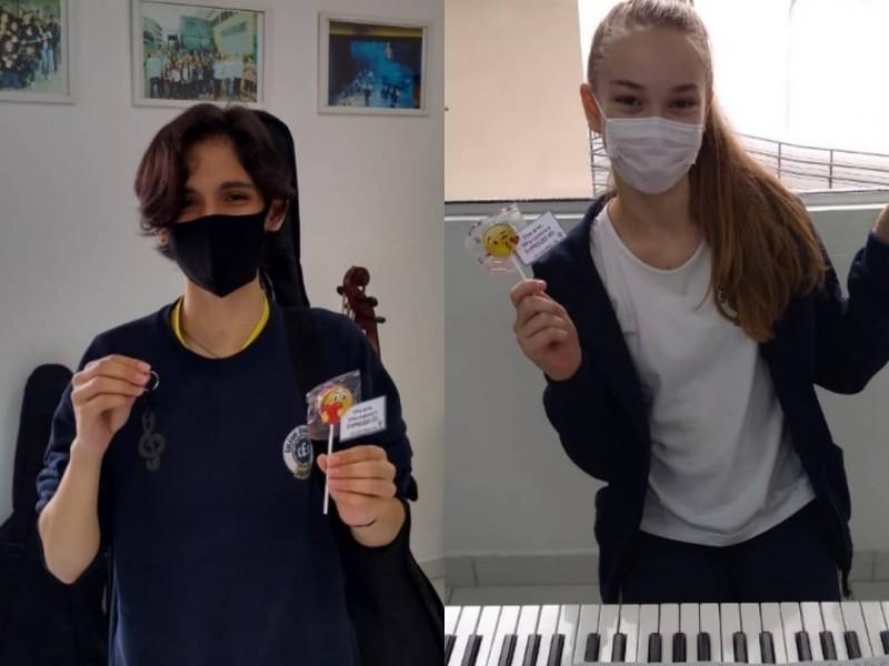 Atividades musicais retornam às atividades!