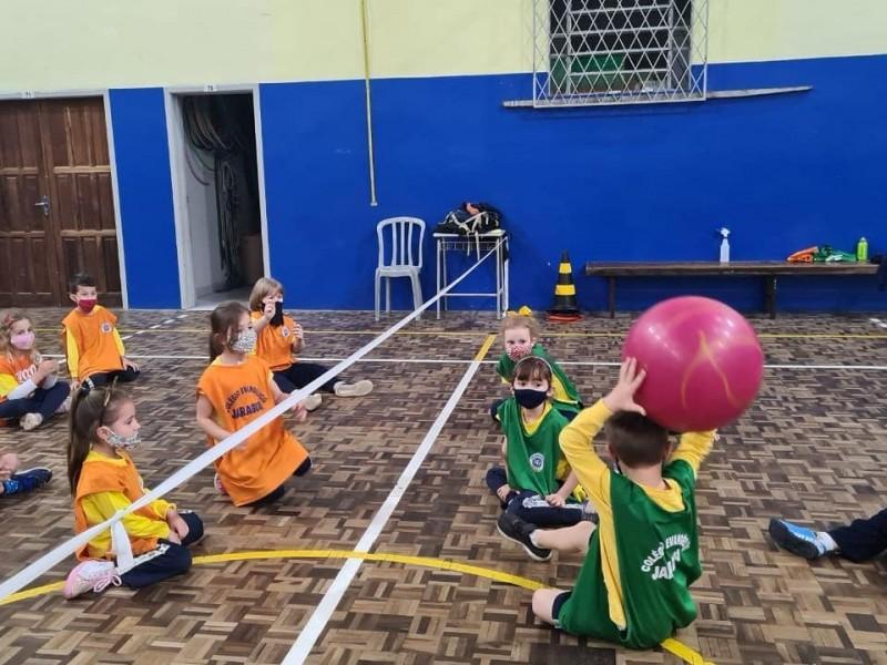 Paralimpíadas na Educação Infantil!