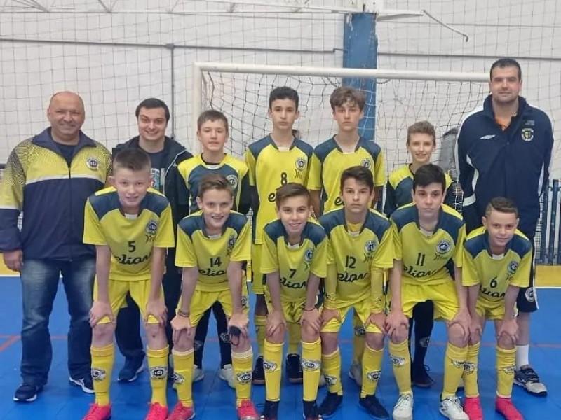 Futsal Masculino do CEJ - 3° lugar nos Jogos Escolares de SC
