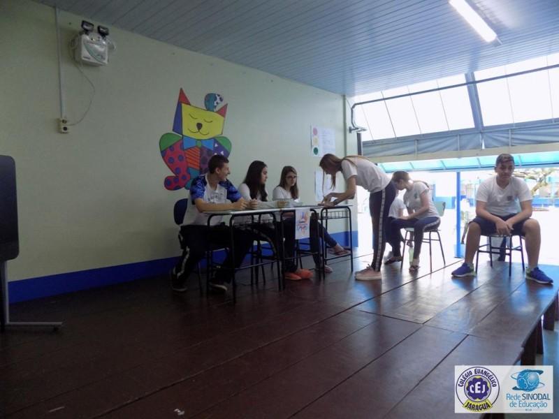 Eleição do Grêmio Estudantil